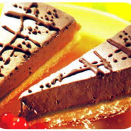 Sladoledna torta s marcipanom