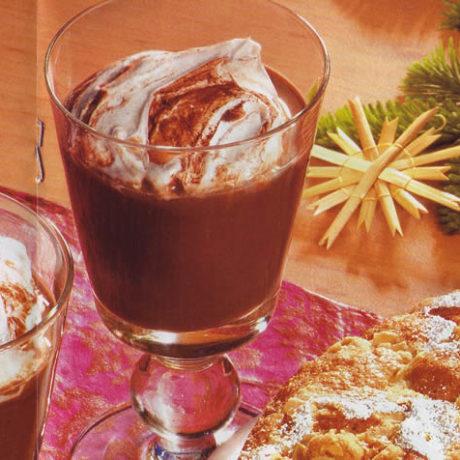 Božićna vruća čokolada