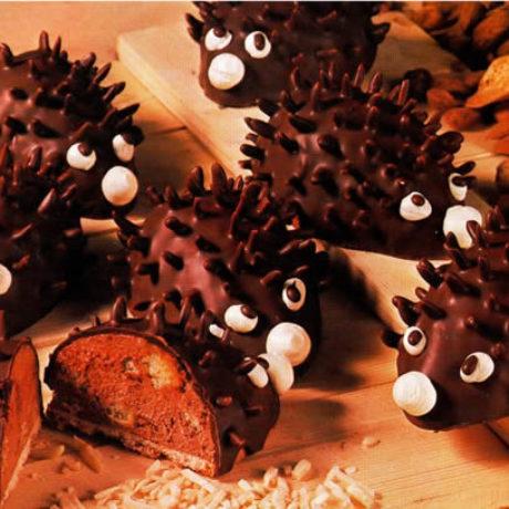 Čokoladni ježići