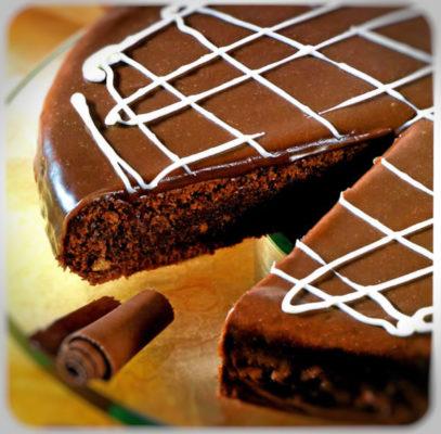Čokoladni kolač s čilijem