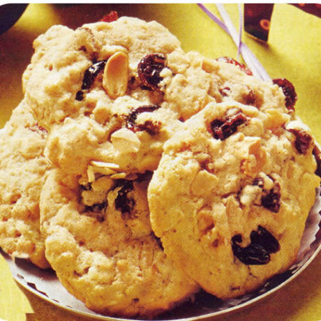 Cookies s grožđicama