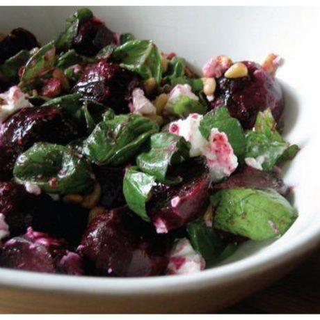 Jesenska šarena salata