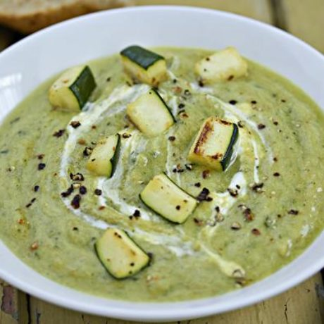 Krem juha od tikvica i krumpira