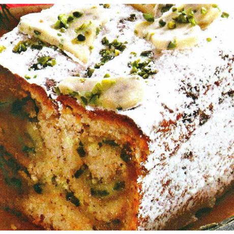 Kruh s pistacijama