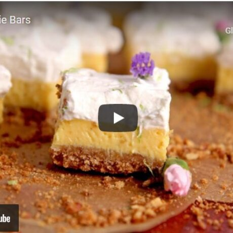Lime Pie Bars