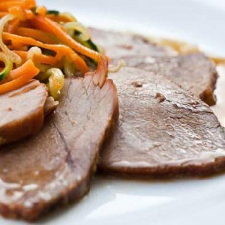 Marinirano svinjsko pečenje