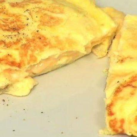 Omlet s krumpirom
