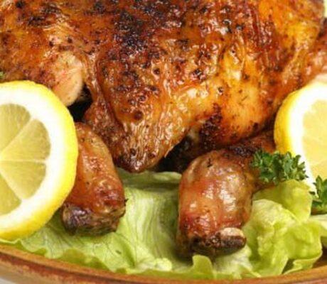 Piletina s limunom