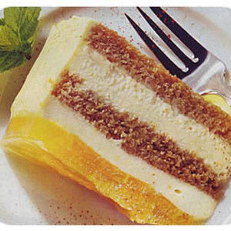 Pjenasta torta od naranče