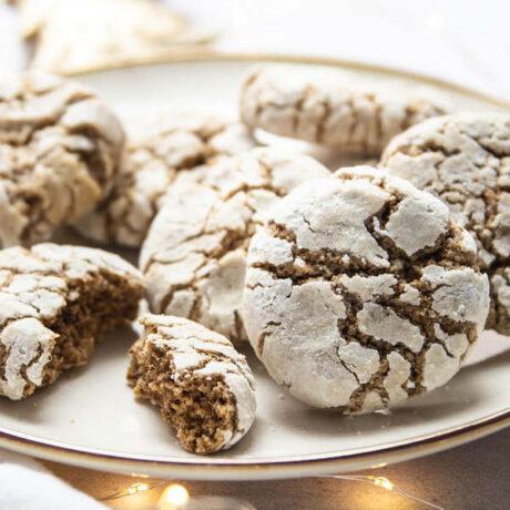 Raspucanci sa smeđim šećerom i orasima