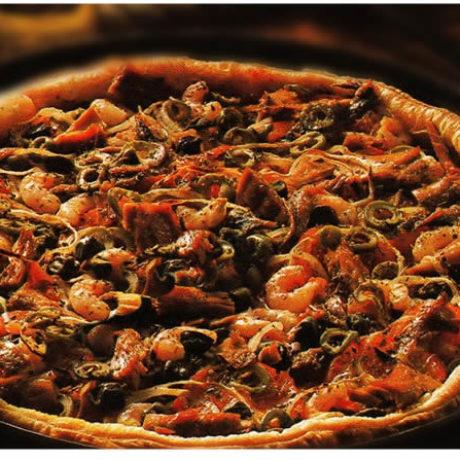 Ribarska pizza