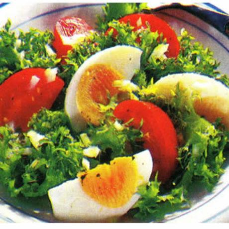 Salata od endivije i jaja