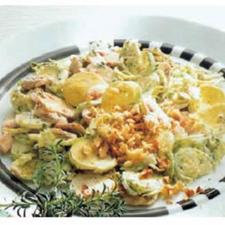 Salata od kelja pupčara