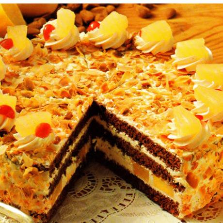 Torta od ananasa i maslaca