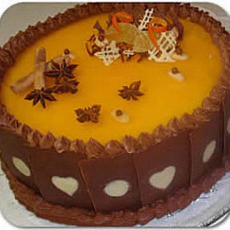 Torta od naranči