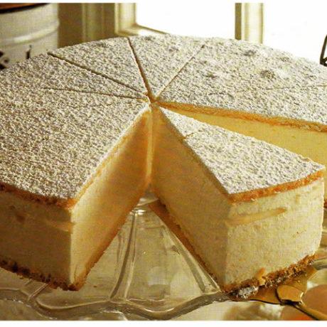 Torta od sira i slatkog vrhnja