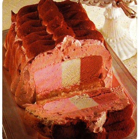 Zapečeni sladoled